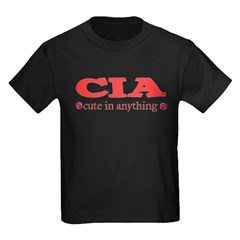 CIA cute in anything roses T