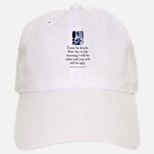 May be drunk Baseball Baseball Cap