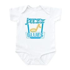 Jazz & Blues Infant Creeper
