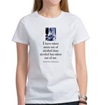 Out of alcohol Women's T-Shirt