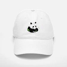 Panda Bear Baseball Baseball Cap