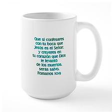 Romanos 10:9 Mug