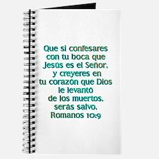 Romanos 10:9 Journal