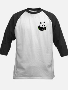 Panda Bear Kids Baseball Jersey