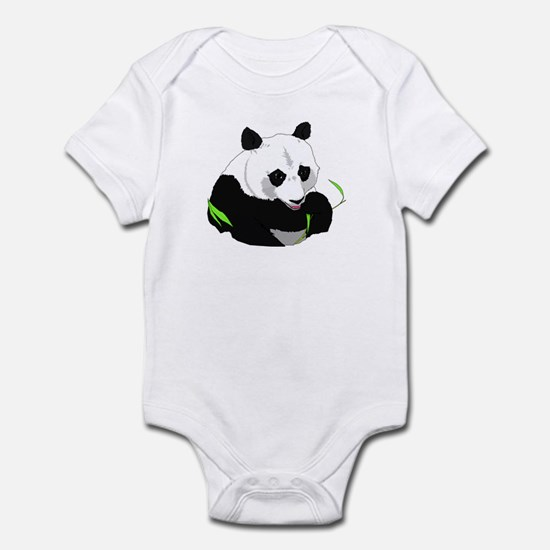 Panda Bear Infant Creeper