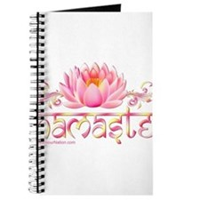 Namaste Lotus Journal