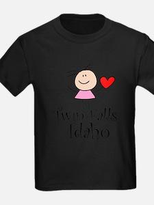 Twin Falls Idaho T-Shirt