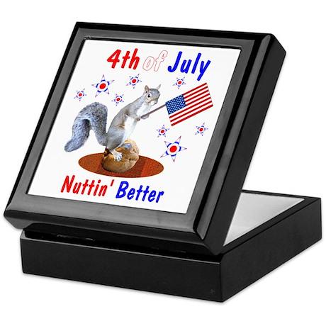 4th of July Keepsake Box by funcritters
