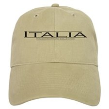 Unique Italia Baseball Cap