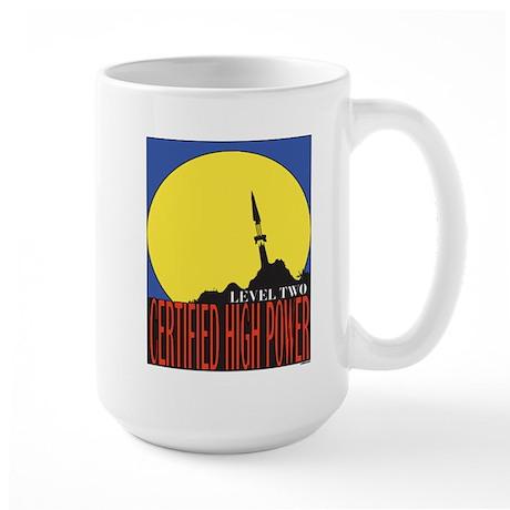 Certified High Power Level Tw Large Mug