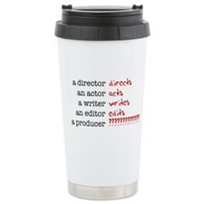 Film & TV Producer Travel Mug