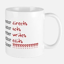 Film & TV Producer Mug
