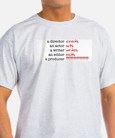 Film & TV Producer T-Shirt