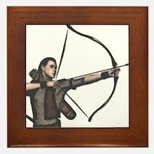 Elf Archer Framed Tile