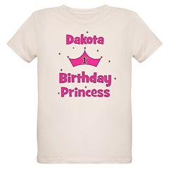 1st Birthday Princess Dakota! T-Shirt