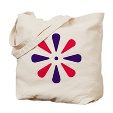 American Spirit Firework Tote Bag
