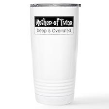 Mother Of Twins Travel Mug