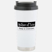 Mother Of Twins Travel Mug