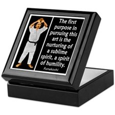 Shotokan Keepsake Box