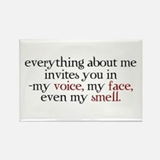 everything about me invites you in Magnets