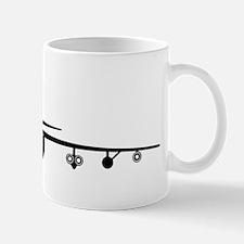 SAC B-47 Mug