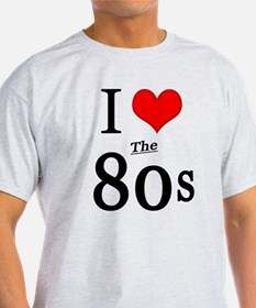 'I Love The 80s' T-Shirt