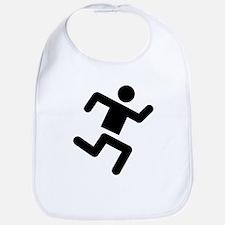 runner icon Bib