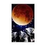Three Wolf Moon Rectangle Sticker