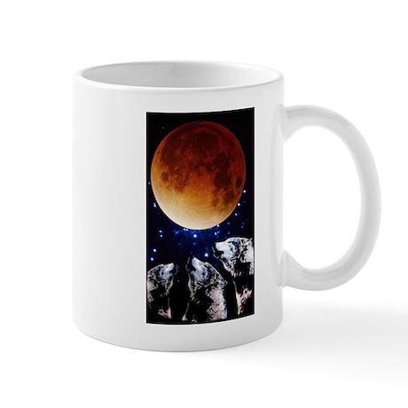 Three Wolf Moon Mug