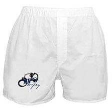 Cute Air force wifey Boxer Shorts