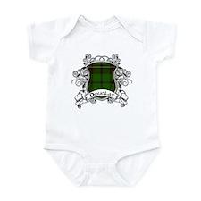 Douglas Tartan Shield Infant Bodysuit