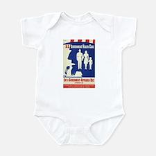 Government Diet Infant Bodysuit