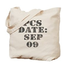 PCS ~ Baby's Due Date Tote Bag