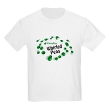 Visualize Whirled Peas T-Shirt
