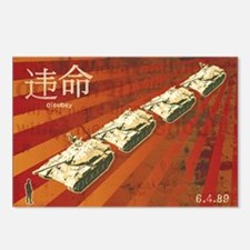 Tank Man Disobey Postcards (Package of 8)