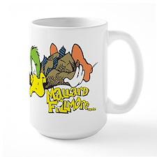 Flying Mallard Mug