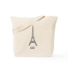 bebe Tote Bag