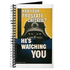 Had Your Prostate Checked Journal