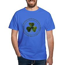 Irish drinking song T-Shirt
