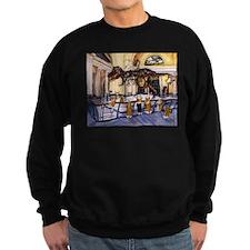 A Christmas Corgi Bodacious B Sweatshirt