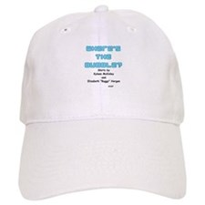 """Where's the Bubble"" Baseball Cap"