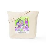 Prenup Tote Bag