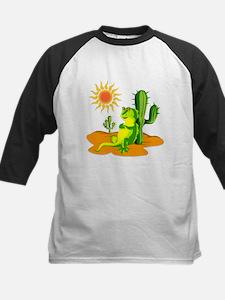 Cactus in the Desert Iguana Tee