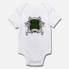 Davidson Tartan Shield Infant Bodysuit