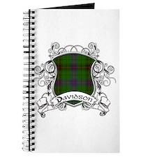 Davidson Tartan Shield Journal