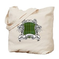 Currie Tartan Shield Tote Bag