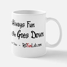 Goes Down Mug