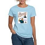 Coffee! Women's Light T-Shirt
