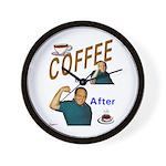 Coffee! Wall Clock
