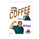 Coffee! Postcards (Package of 8)